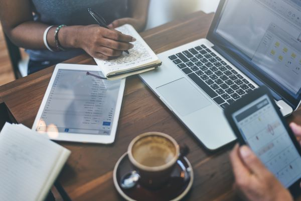 Transition numérique : des médiateurs vous accompagnent !